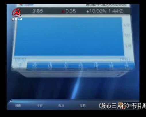 股市三人行 2019-10-30