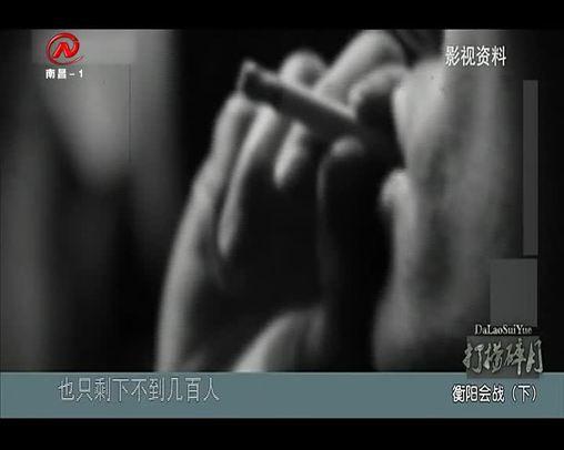 衡陽會戰(下)
