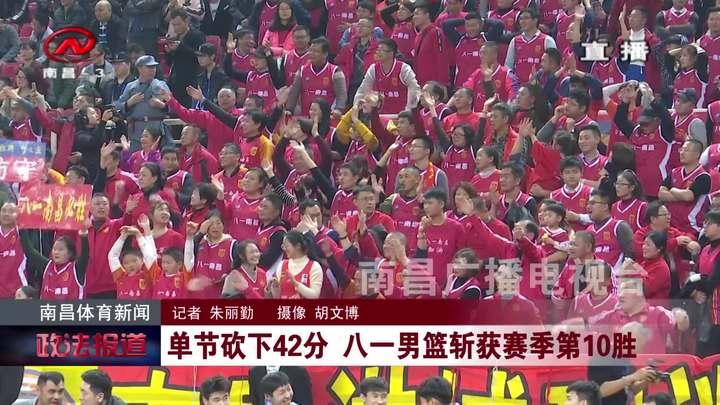 南昌体育新闻 2019-03-15