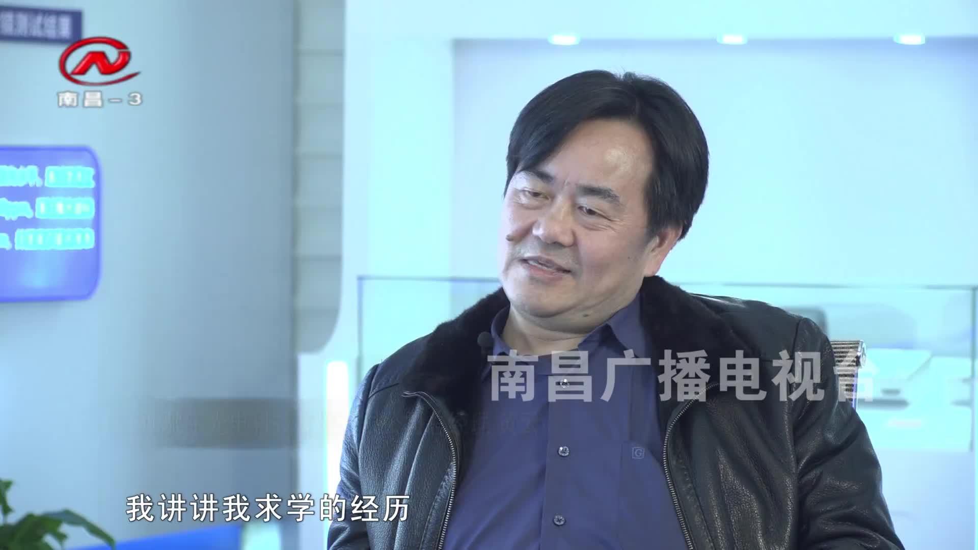 """科研興企 江西""""陀螺人"""""""