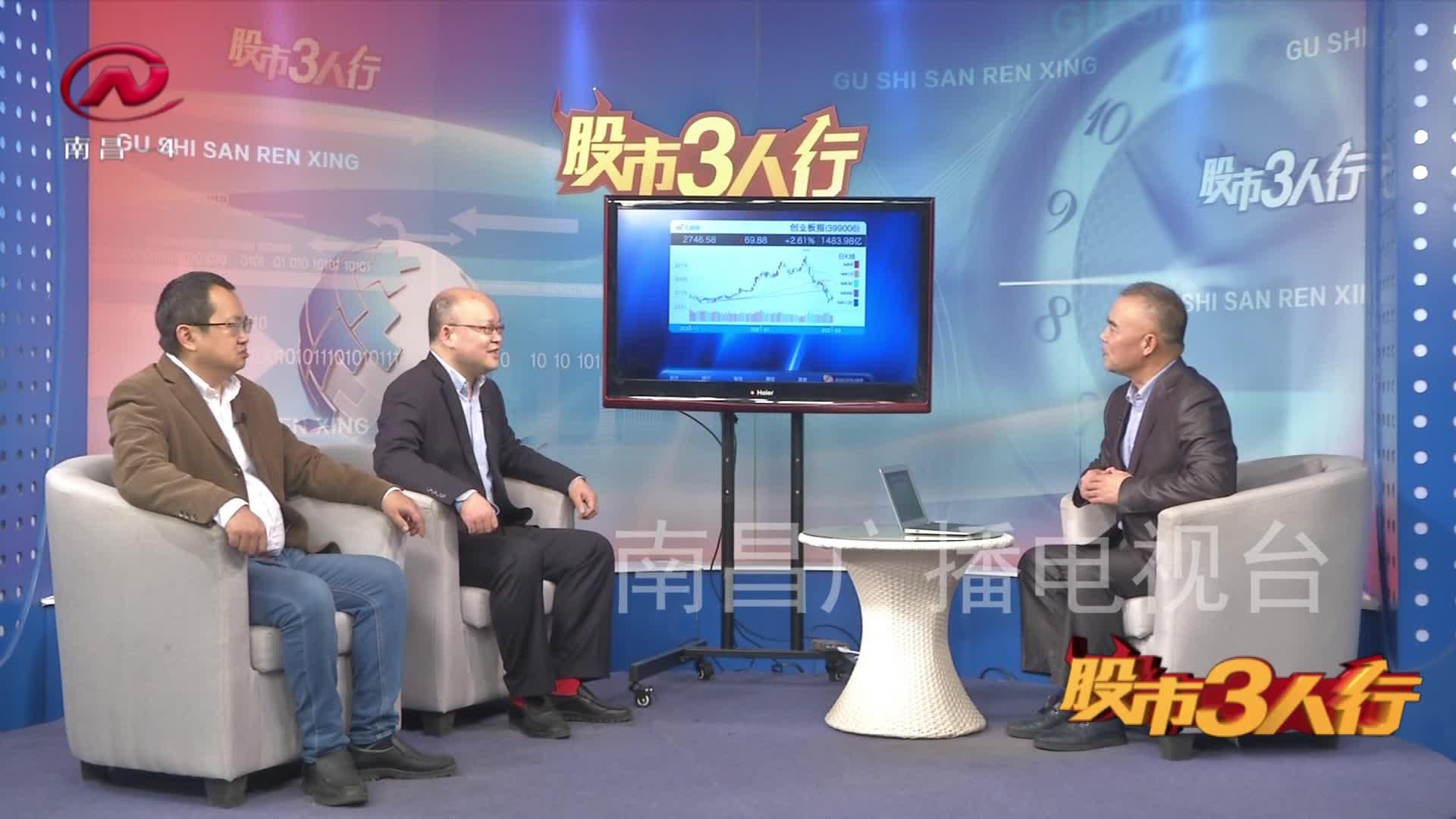股市三人行 2021-03-11