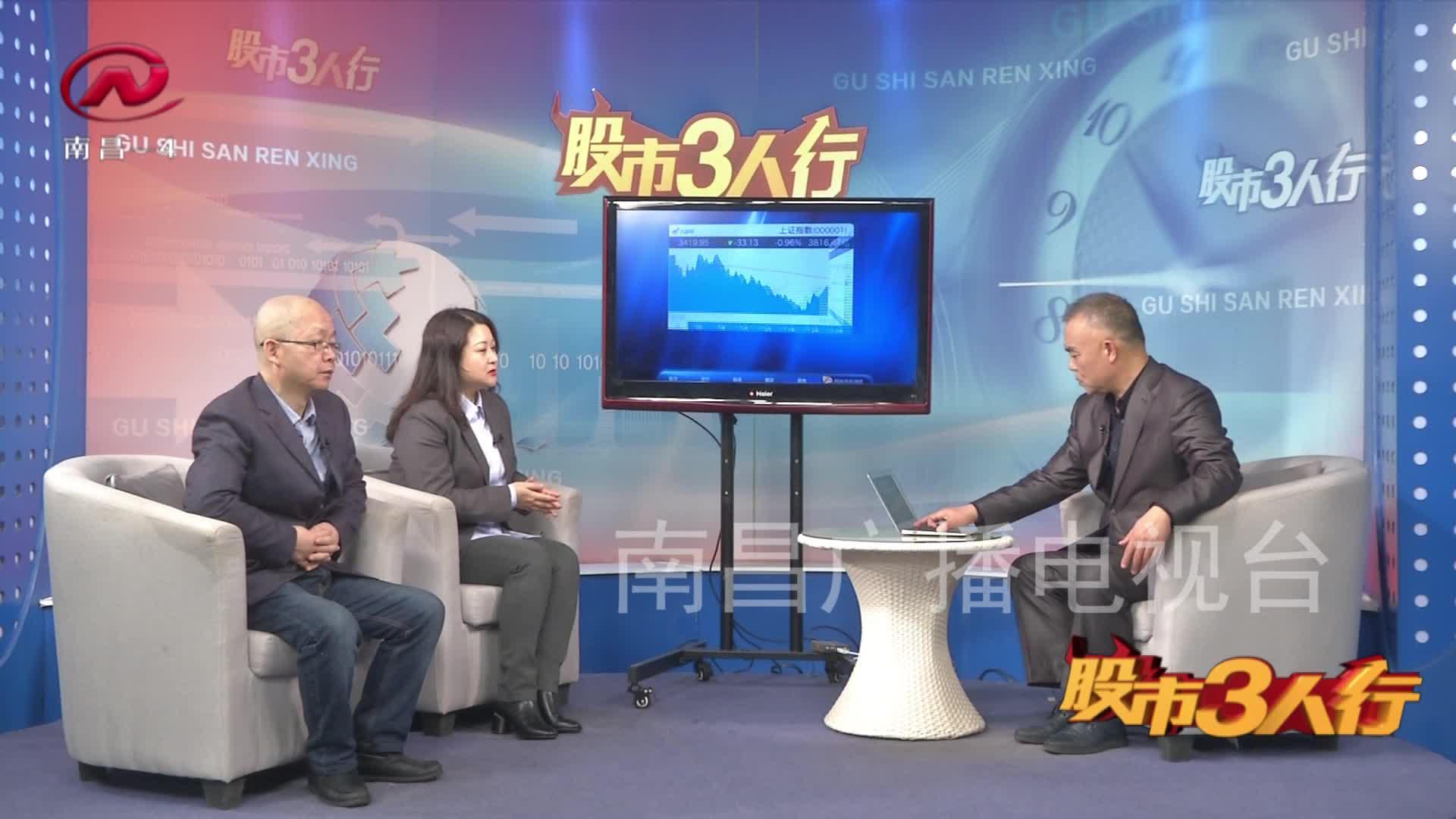 股市三人行 2021-03-15