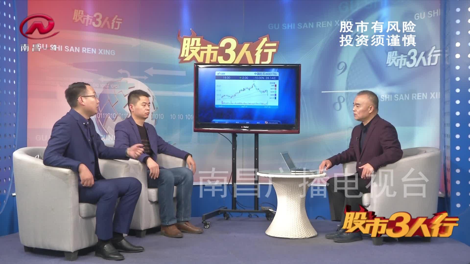 股市三人行 2021-03-24