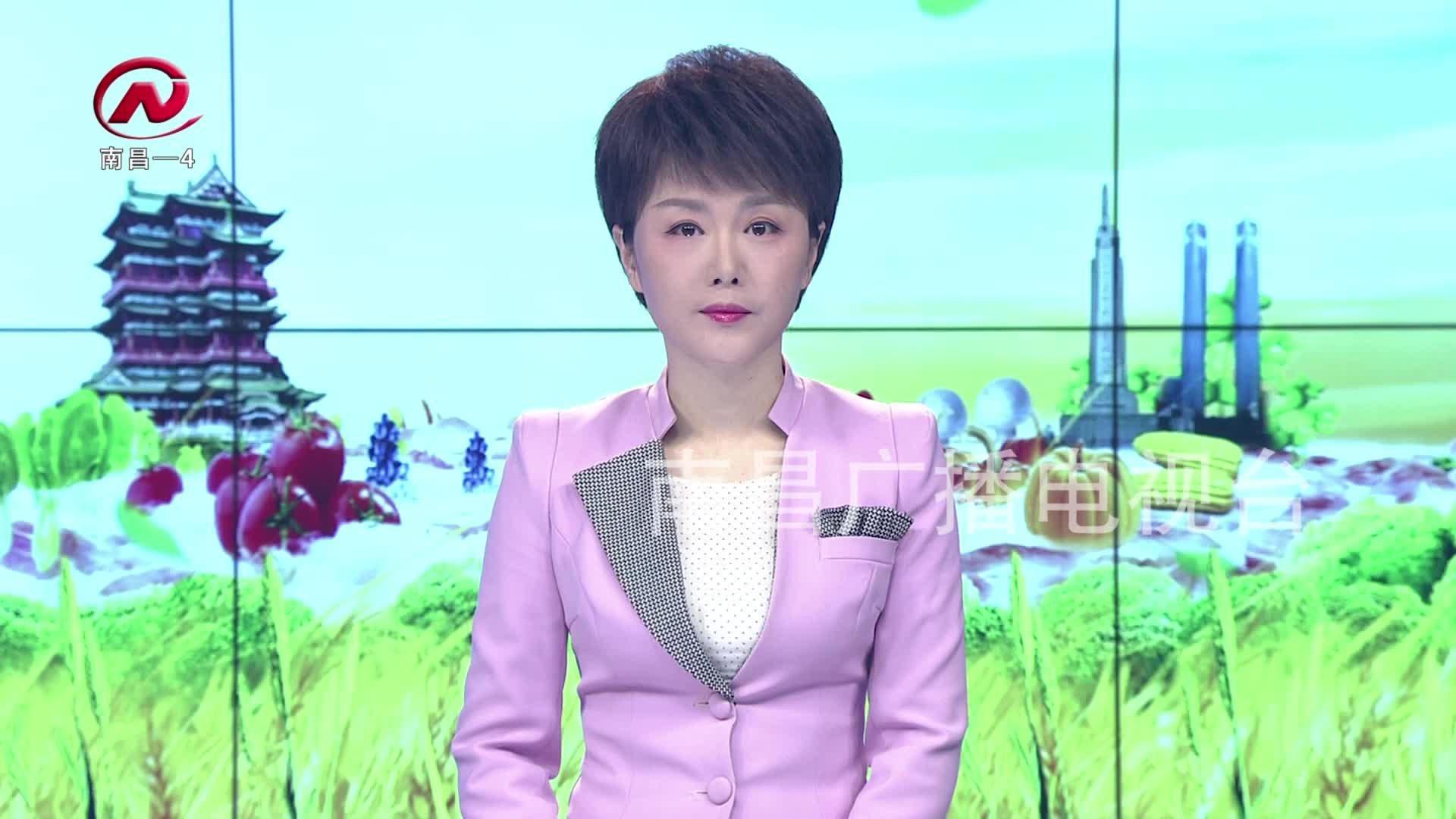 【豫章农视】全市水稻机械化种植现场观摩会举行