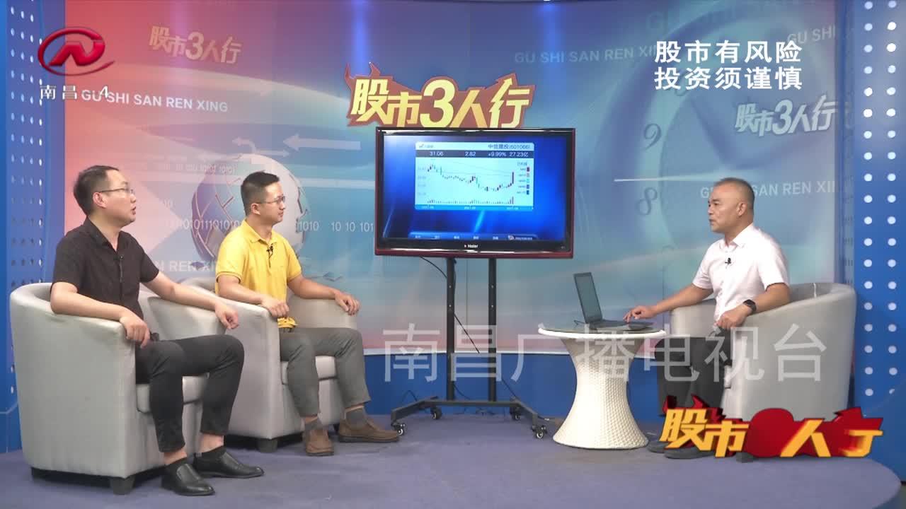 股市三人行 2021-08-18