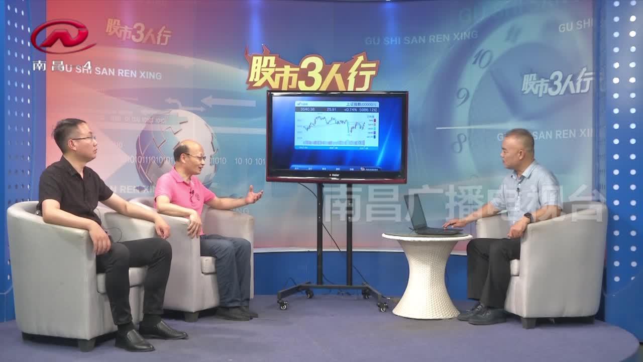 股市三人行 2021-08-25