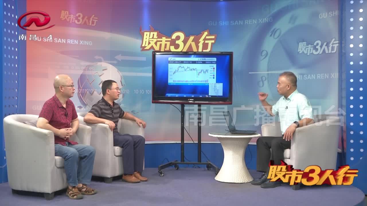 股市三人行 2021-08-31